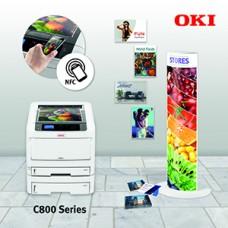 Самый компактный цветной принтер формата A3