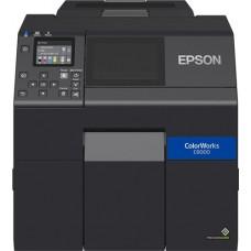 Epson ColorWorks CW-C6000/C6500- новая серия для печати этикеток