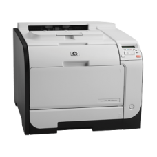 Цветной лазерный принтер HP Color LaserJet Pro 400 M451NW (CE956A)
