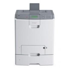 Цветной лазерный принтер Lexmark C736dtn