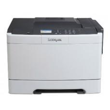 Цветной лазерный принтер Lexmark CS410dn