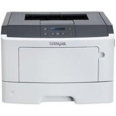 Черно-белый лазерный принтер Lexmark MS410d