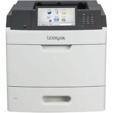 Черно-белый лазерный принтер Lexmark MS812de