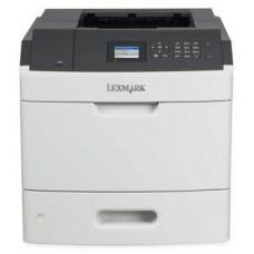Черно-белый лазерный принтер Lexmark MS812dn