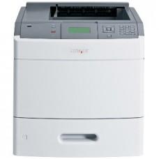 Черно-белый лазерный принтер Lexmark T652dn