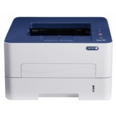 Черно-белый лазерный принтер Xerox Phaser 3052NI