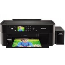 Цветной струйный принтер Epson L810 (C11CE32402)