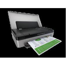 Цветной струйный принтер HP OfficeJet 100 Mobile Printer (CN551A)