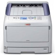 Цветной светодиодный принтер OKI C822N