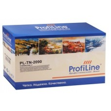 Картридж аналог TN-2090 (ProfiLine PL-TN-2090) для Brother HL-2130/ 2132/ 2132R/ 2135W/ DCP-7055/ 7057/ 7057R, черный (1000 стр.)