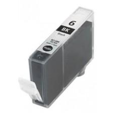 Картридж аналог BCI-6BK (Совместимый) для Canon PiXMA iP4000/ iP5000/ iP6000D/ iP8500/ Pro9000/ i865/ i9950/ MP750/ MP760/ MP780/ BJC-8200/ S800/ S820D/ S830D/ S900/ S9000, черный (270 стр.)