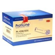 Картридж аналог E-30/ E-31 (ProfiLine PL-E-30/ PL-E-31) для Canon FC 200/ 300/ 500Series/ PC700/ 800/ 900 Series, черный (4000 стр.)