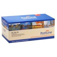 Картридж аналог FX-10 (ProfiLine PL-FX-10) для Canon Fax MF4010/ 4012/ 4120/ 4150/ 4270/ 4320/ 4322/ 4330/ 4340/ 4350/ 4370/ 4680 FAX-L100/ 110/ 120/ 160, черный (2000 стр.)