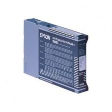 Картридж аналог C13T543800 (Совместимый) для Epson Stylus Pro 4000/ 4400/ 4800/ 7600/ 9600, матовый черный (110 мл.)