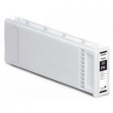 Картридж аналог C13T694100 (Совместимый) для Epson SC-T3000/ T5000/ T7000, фото черный (700 мл.)