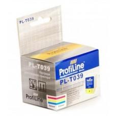 Картридж аналог C13T03904A (ProfiLine PL-03904) для Epson Stylus C43, цветной (180 стр.)