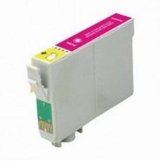 Картридж аналог C13T048340 (Совместимый) для Epson Stylus Photo R200/ R220/ R300/ R320/ R340/ RX500/ RX600/ RX620, пурпурный (430 стр.)