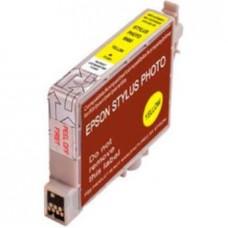 Картридж аналог C13T054840 (Совместимый) для Epson Stylus Photo R800/ R1800, матовый черный (400 стр.)