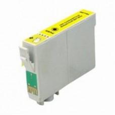 Картридж аналог C13T055440 (Совместимый) для Epson Stylus Photo R240/ RX520, желтый (290 стр.)