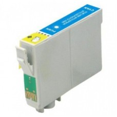 Картридж аналог C13T059240 (Совместимый) для Epson Stylus Photo R2400, голубой (440 стр.)