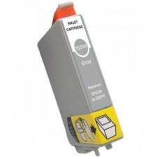 Картридж аналог C13T059940 (Совместимый) для Epson Stylus Photo R2400, светло-серый (440 стр.)