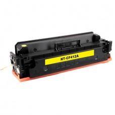 Картридж аналог CF412A (№410A) (ProfiLine PL-CF412A) для HP LaserJet Pro M452, M477, желтый (2300 стр.)