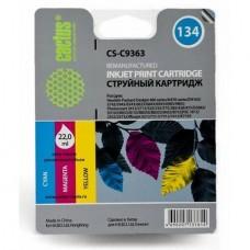 Картридж аналог C9363H (CACTUS CS-C9363) для HP PS325/ 375/ 2613/ 2713/ 8153/ 8453/ 7103, цветной (450 стр.)