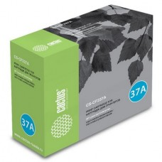 Картридж аналог CF237A (№37A) (CACTUS CS-CF237A) для HP LaserJet Enterprise M607dn/ M608dn/ M609dn/ M631h/ M632z, черный (11000 стр.)
