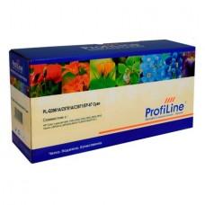 Картридж аналог Q3961A (ProfiLine PL-Q3961A) для HP Color LaserJet 2550/ 2550Ln/ 2550n/ 2820/ 2840, голубой (4000 стр.)