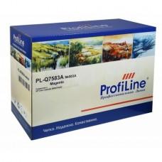 Картридж аналог Q7583A (ProfiLine PL-Q7583A) для HP Color LaserJet  CP3505/ 3505n/ 3505dn/ CP3505x/ 3800/ 3800dn/ 3800dtn/ 3800n, пурпурный (6000 стр.)
