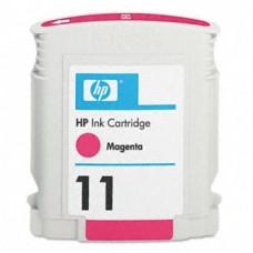 Картридж аналог C4837A (№11) (Совместимый) для HP Business Inkjet 1000/ 1100/ 1200/ 2200/ 2230/ 2250/ 2280/ 2300/ 2600/ 2800, Color Inkjet CP 1700, Officejet 9110/ 9120/ 9130, пурпурный (1750 стр.)