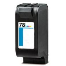 Картридж аналог (CMY) C6578A XL (№78) (Совместимый) для HP DeskJet 916c/ 920c/ 930c/ 930cm/ 940c/ 950c/ 959c/ 960c/ 970c/ 980c/ 990c/ 995c/ 1180c/ 1220/ 1280/ 3810/ 3816/ 3820/ 3822/ 6122/ 6127/ 9300, OfficeJet 5110/ V30/ V40/ V45/ G55/ G85/ G95/ K60/ K80