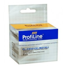 Картридж аналог C9351C (ProfiLine PL-C9351CE) для HP Deskjet 3920/ 3940/ PSC1410, черный (475 стр.)