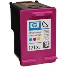 Картридж аналог (CMY) CC644HE (№121) (Совместимый) для HP Deskjet F4283/ D2563/ D2663/ D5563, цветной (440 стр.)