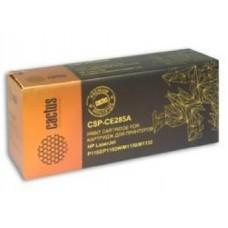 Картридж аналог CE285A (CACTUS PREMIUM CSP-CE285A) для HP LaserJet P1102/ P1102W/ M1130/ M1132, чёрный (3000 стр.)