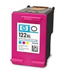 Картридж аналог (CMY) CH564HE (№122XL) (Совместимый) для HP DeskJet 1000/ J110a/ 1050/ 2050/ 2050s, цветной (330 стр.)