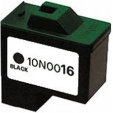 Картридж аналог 10N0016E (№16) (Совместимый) для Lexmark Z13/ Z23/ Z24/ Z25/ Z33/ Z34/ Z35/ Z513/ Z515/ Z517/ Z601/ 602/ Z603/ 605/ Z611/ Z612/ Z615/ Z617/ Z640/ Z645/ i3/ X72/ X74/ X75/ X1110/ X1130/ X1150/ X1170/ X1180/ X1185/ X1190/ X1270/ X2250, черны