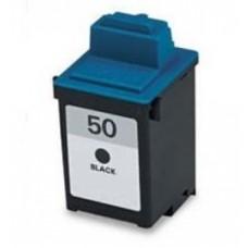 Картридж аналог 17G0050E (№50) (Совместимый) для Lexmark Z12/ Z22/ Z32/ P700 series/ P3120/ P3150/ Compaq IJ600, черный (410 стр.)