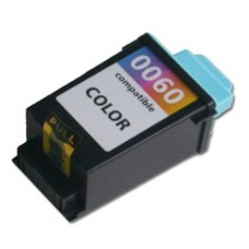 Картридж аналог 17G0060E(№60) (Совместимый) для Lexmark Z12/ Z22/ Z32, цветной (225 стр.)