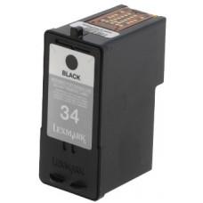 Картридж аналог 18C0034E (№34) (Совместимый) для Lexmark Z815/ Z816/ Z818/ Z845/ Z1300/ Z1310/ Z1320/ Z1410/ Z1420/ P915/ P4350/ P6250/ P6350/ X2500/ X2530/ X2550/ X3330/ X3350/ X3550/ X4530/ X4550/ X5070/ X5075/ X5250/ X5270/ X5470/ X5490/ X7170/ X7350/