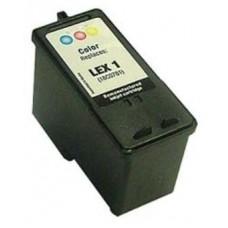 Картридж аналог 18C0781 (№1) (Совместимый) для Lexmark X2310/ X2350/ X2470/ X3470/ Z735, цветной (165 стр. (ч/б)/ 200 стр. (цв))