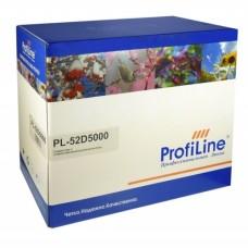Картридж аналог 52D5000 (ProfiLine PL-52D5000) для Lexmark MS810dn/ 812dn/ 810n/ 811dn/ 812de, черный (6000 стр.)