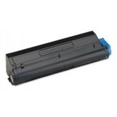 Тонер-картридж аналог 43502001 (Совместимый) для OKI B4400/ B4600, черный (7000 стр.)