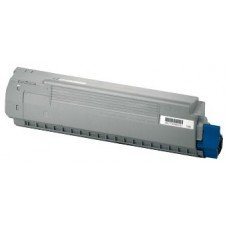 Тонер-картридж аналог 44059106 (Совместимый) для OKI C810/ C830, пурпурный (8000 стр.)
