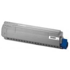 Тонер-картридж аналог 44059107 (Совместимый) для OKI C810/ C830, голубой (8000 стр.)