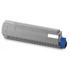 Картридж аналог 44059107 (Совместимый) для OKI C810/ C830, голубой (8000 стр.)