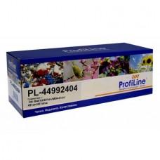 Картридж аналог 44992404 (ProfiLine PL-44992404) для OKI B401/ MB441/ MB451, черный (2500 стр.)