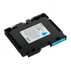 Картридж аналог GC-41C (405762) (Совместимый) для Ricoh Aficio SG 3110DN/ 3110DNw/ 3100SNw/ 3110SFNw, голубой (2200 стр.)
