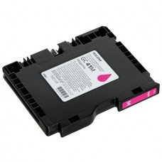 Картридж аналог GC-41M (405763) (Совместимый) для Ricoh Aficio SG 3110DN/ 3110DNw/ 3100SNw/ 3110SFNw, пурпурный (2200 стр.)