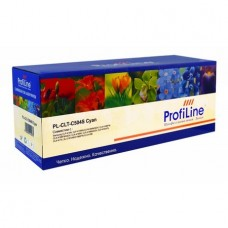 Картридж аналог CLT-C504S (ProfiLine PL-CLT-C504S) для Samsung CLP-415N/ 415NW/ CLX-4195FN/ 4195FW, голубой (1800 стр.)